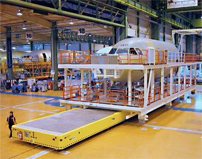 Hss Automated Handling Of Heavy Loads