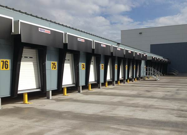Hss Dhl Installs 99 Loading Bays At Airport Hub