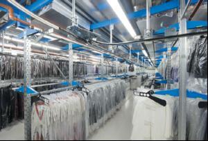 Hss Garment Handling System Extension