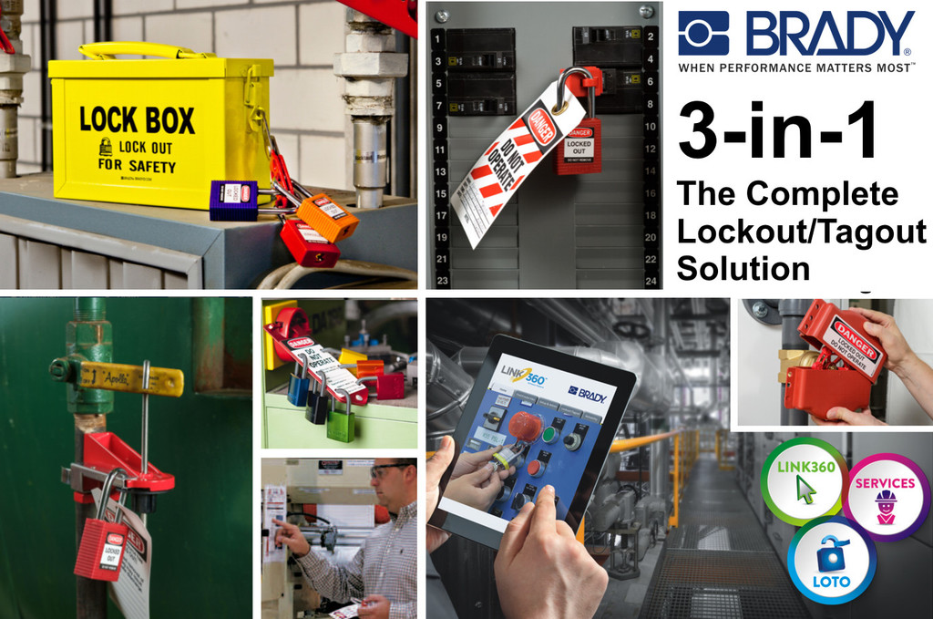 Hss Full Lockout Tagout Solution Devices Procedures