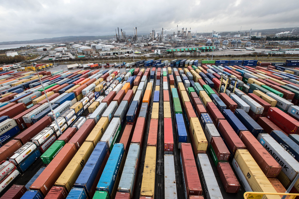 HSS - Grangemouth revamping port operations to boost capacity